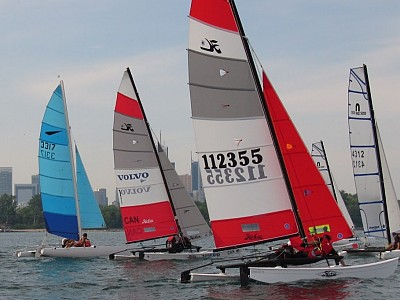 Burlington Beach Bums Regatta August 20/21